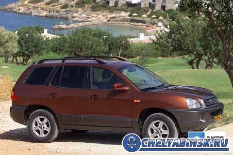 Hyundai Santa Fe 2.0 CRDi 2WD