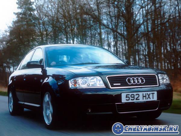 Audi A6 2.4 5V