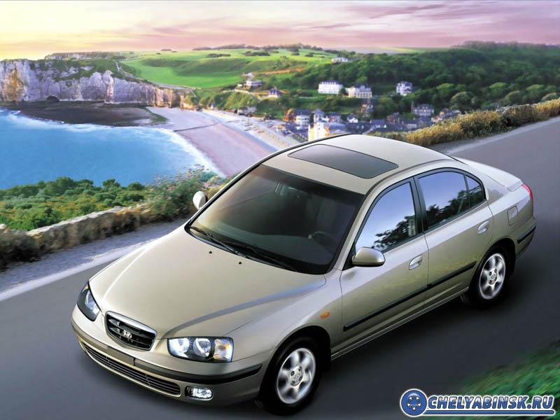 Hyundai Elantra 2.0i