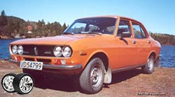 Mazda 616 Capella