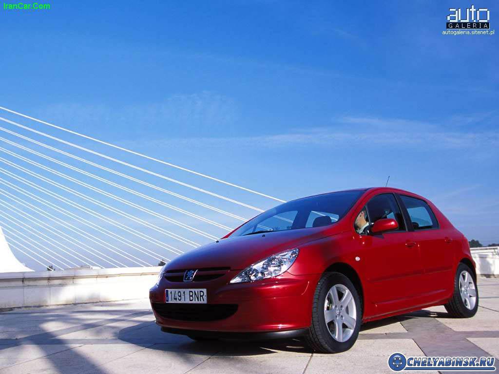 Peugeot 307 1.6-16V