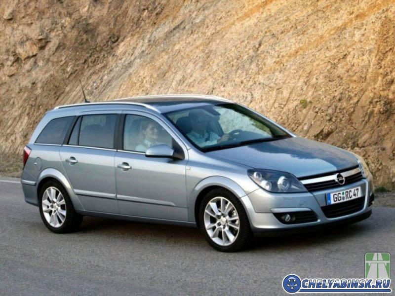 Opel Astra H Caravan 2009 1.6