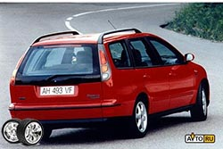 Fiat Marea Weekend 1.8 16V