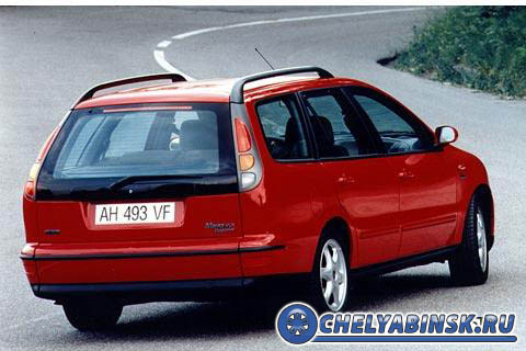 Fiat Marea Weekend 1.8 16V