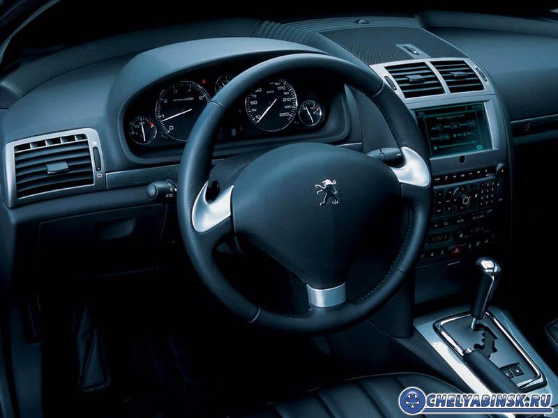 Peugeot 407 2.0-16V
