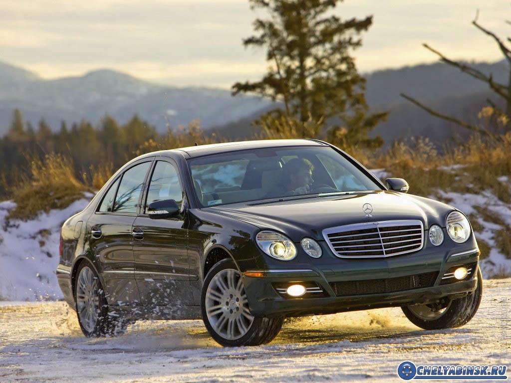 Mercedes Carlsson E280