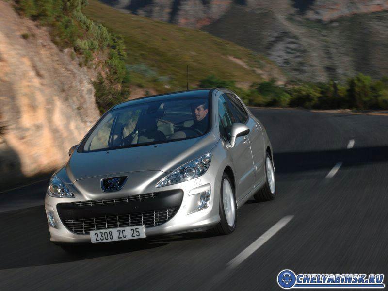 Peugeot 308 1.6 16V VTi