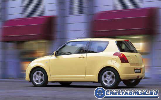 Suzuki Swift 1.3