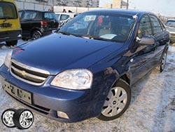 Chevrolet Lacetti 1.6i