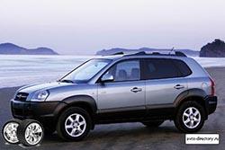 Hyundai Tucson 2.0i CVVT 2WD