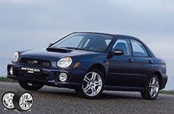 Subaru Impreza 2.0 WRX AWD