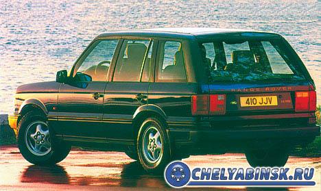 Land Rover Range Rover 4.6
