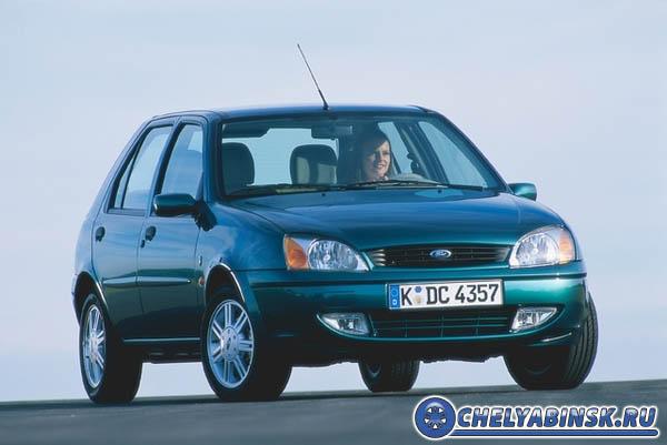 Ford Fiesta 1.4 16V