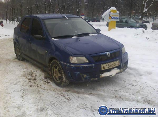 Renault аутентик