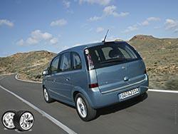 Opel Meriva 1.6-16V