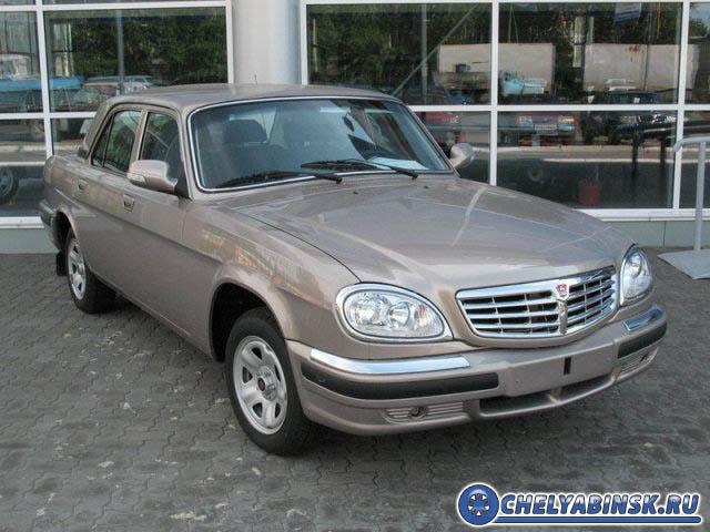 ГАЗ 31105 2.3