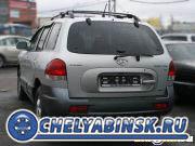 Hyundai Santa Fe 2,7i V6 24V 2WD 173 л. с. АКПП