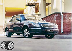 ГАЗ 31105 2.4 Chrysler