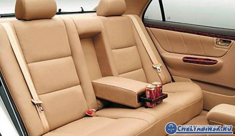 Geely 4-х дверный седан