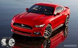 Шесть интересных фактов про Ford Mustang