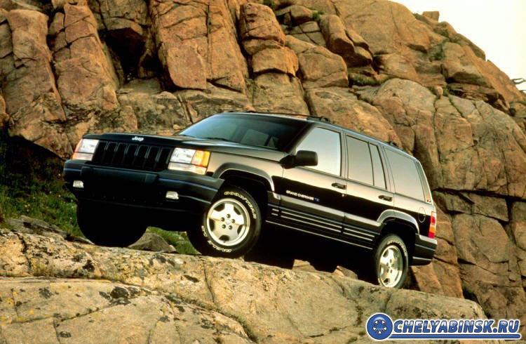 Jeep Grand Cherokee 5.2i V8
