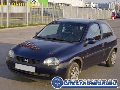 Opel Corsa 1.0i-12V