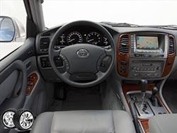 Toyota Land Cruiser 100 4.7 V8 32v