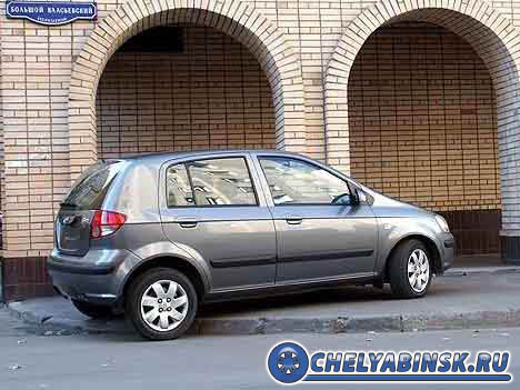 Hyundai Getz 1.4i