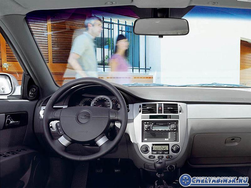 Chevrolet Lacetti 1.4i