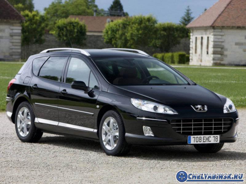 Peugeot 407 SW 2.0 HDiF 16V