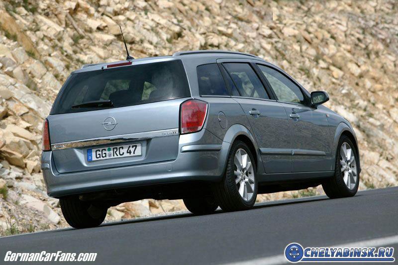 Opel Astra Stationwagon 1.8