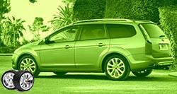 Ford Focus Wagon 2.0 16V