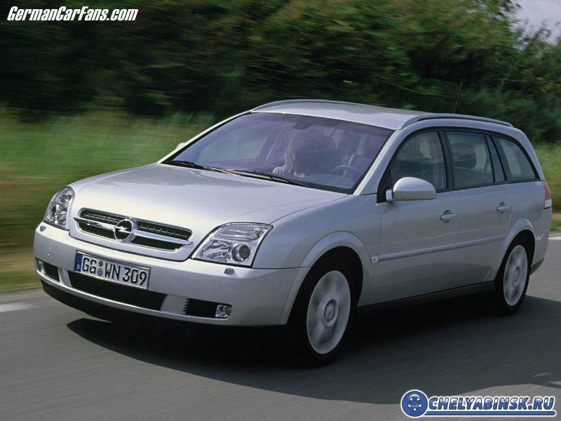 Opel Vectra 1.8-16V