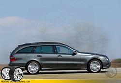 Mercedes E 320 CDI Combi