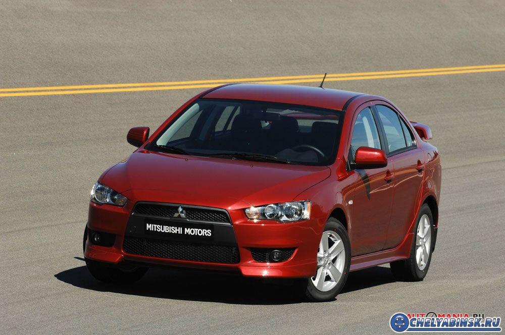 Mitsubishi Lancer X 2.0