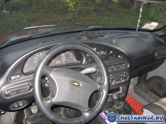 Chevrolet 2123 Niva