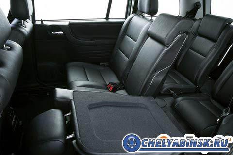 Opel Zafira 1.8i-16V