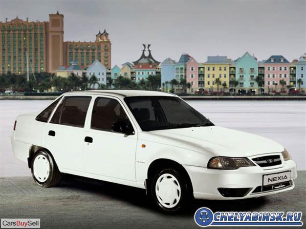 Daewoo Nexia 1.6 DOHC 109 hp