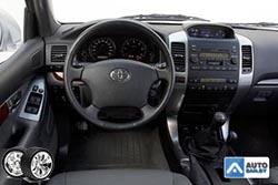 Toyota Land Cruiser 4.0 V6 VVT-i