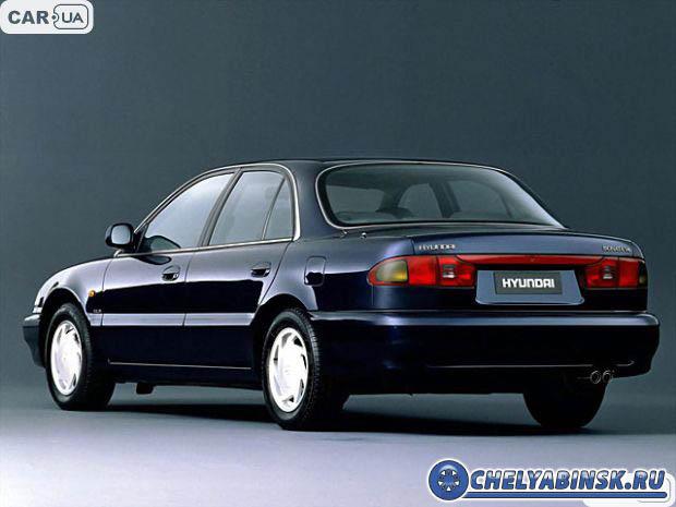 Hyundai Sonata 2,4i