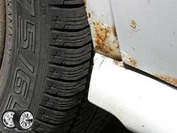 Как бороться со ржавчиной на кузовах автомобилей?