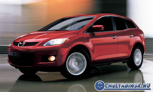 Mazda CX-7 DISI Turbo