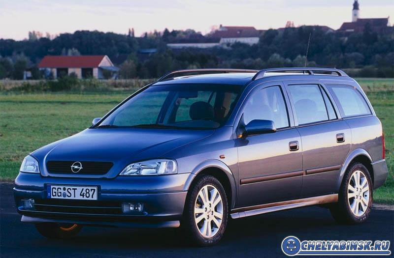 Opel Astra Stationwagon 1.4i