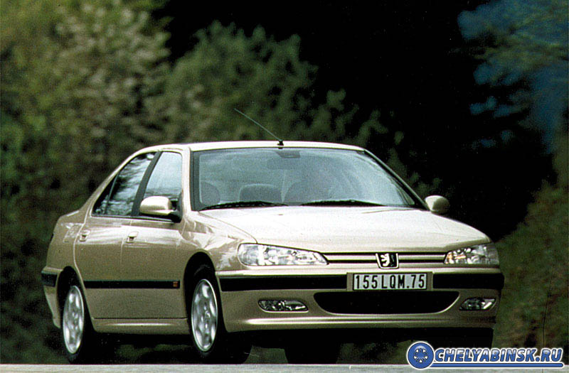 Peugeot 406 2.0-16V