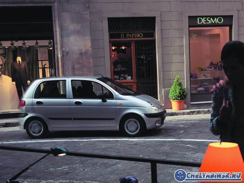 Daewoo Matiz 2