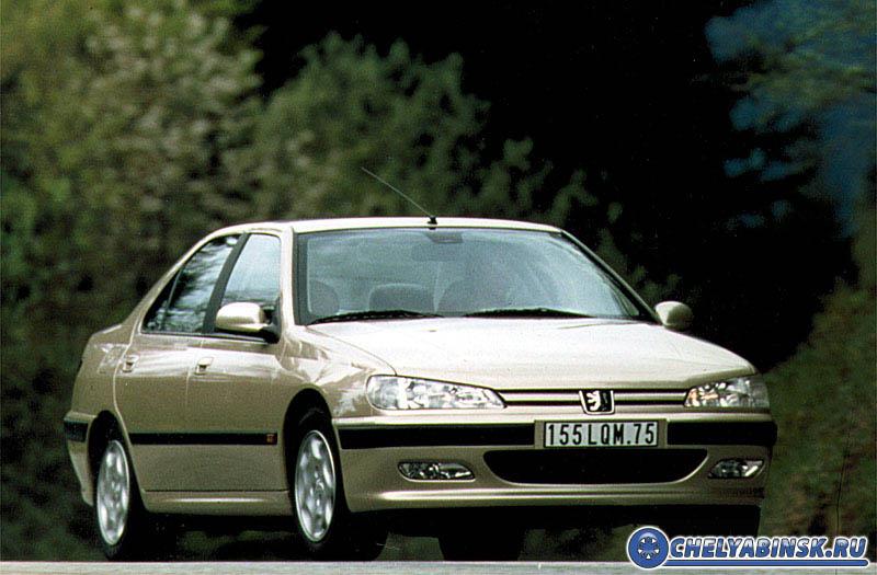 Peugeot 406 1.8-16V