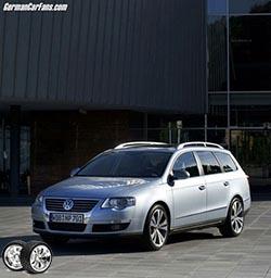 Volkswagen Passat 2.0 16V FSI