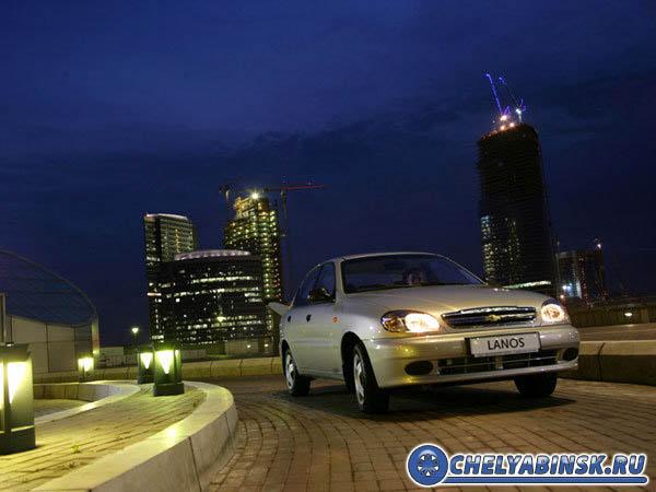 Chevrolet Lanos 1.5i
