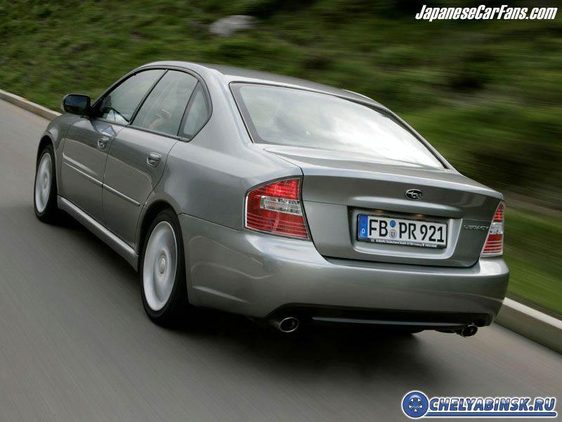 Subaru Legacy 2.0R Comfort