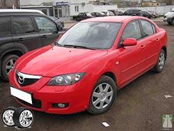 Mazda 3 Sedan 1.6 S-VT